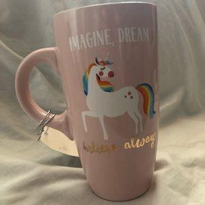 Unicorn Cappuccino Mug